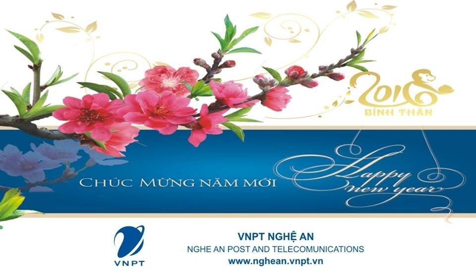 Thư chúc Tết của Giám đốc VNPT Nghệ An