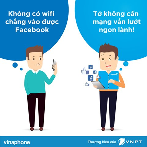 Facebook USSD – Facebook thả ga không lo wifi/3G