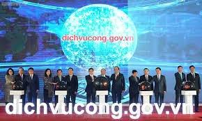 VNPT vinh dự là đơn vị xây dựng và phát triển hệ thống Cổng Dịch vụ công Quốc gia
