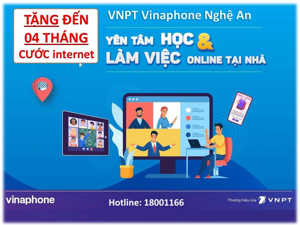 TẶNG ĐẾN 04 THÁNG CƯỚC INTERNET WIFI CÁP QUANG TỐC ĐỘ CAO